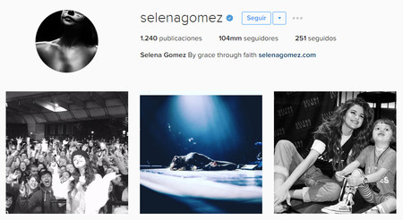 2016 ha sido su año en Instagram: estas son las 10 celebrities más populares en la red social