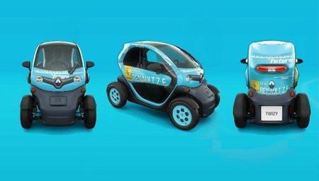 Renault ZE Twizy personalizado