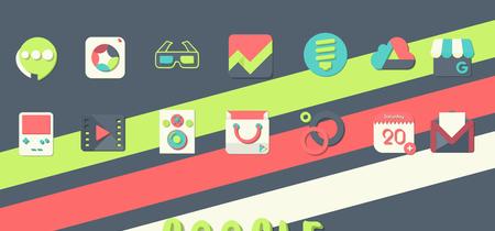 Nueve packs de iconos que podrás descargar gratis por tiempo limitado