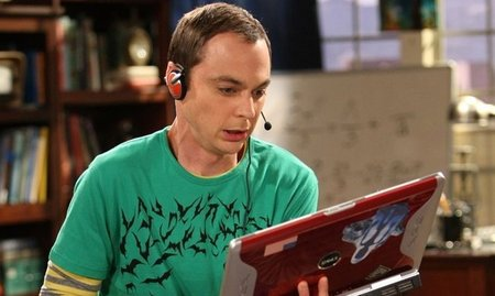 Sheldon Cooper: protagonista de The Big Bang Theory