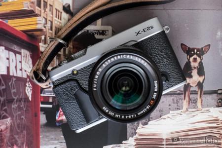 Fujifilm X-E2S, análisis: una renovación menor pero muy competitiva