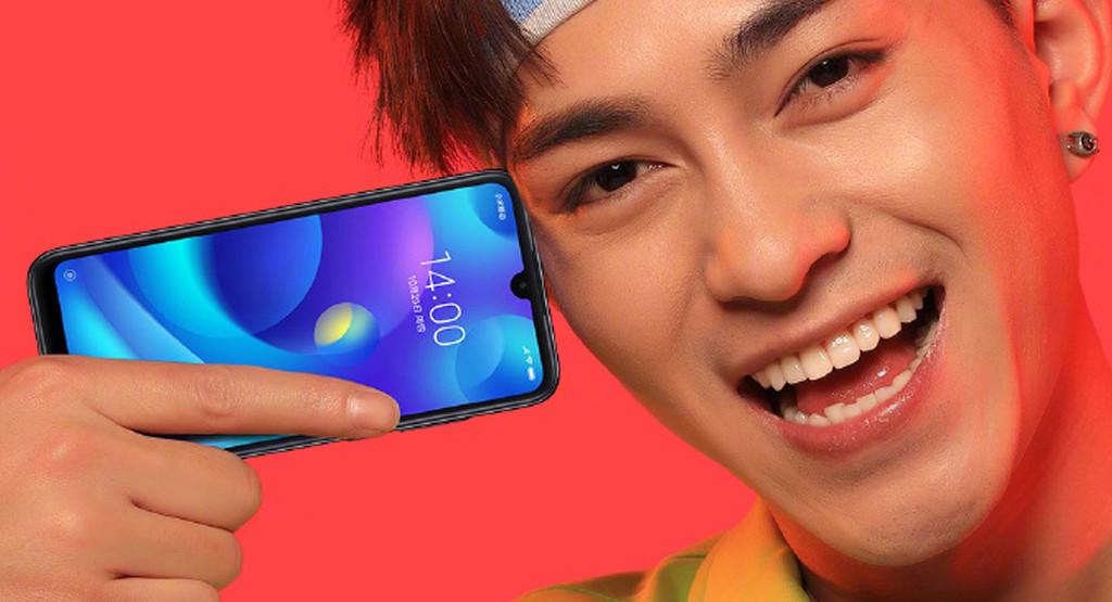 Xiaomi Play, un probable Redmi 7, se deja visualizar en imágenes promocionales