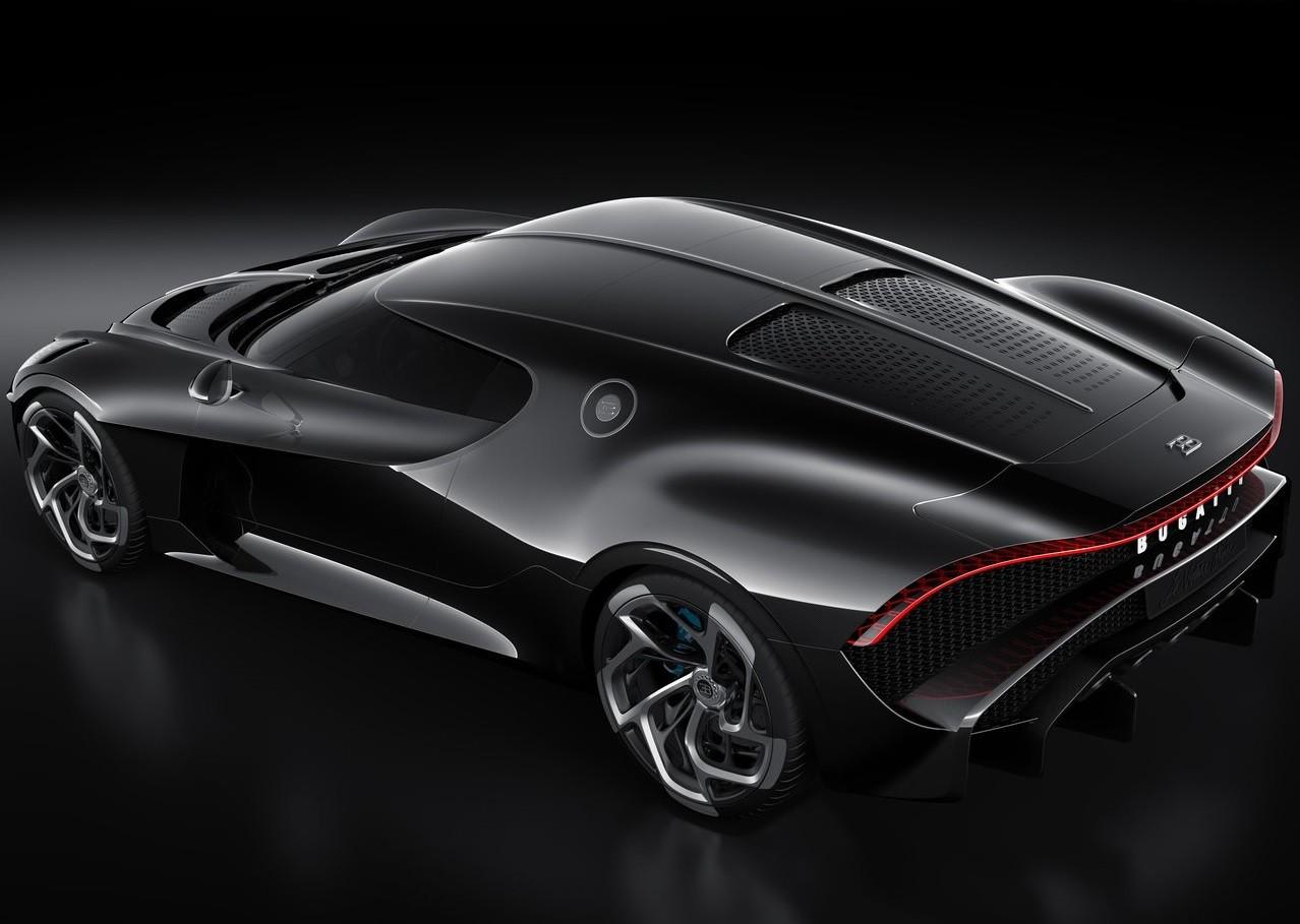 Foto de Bugatti La Voiture Noire (15/28)
