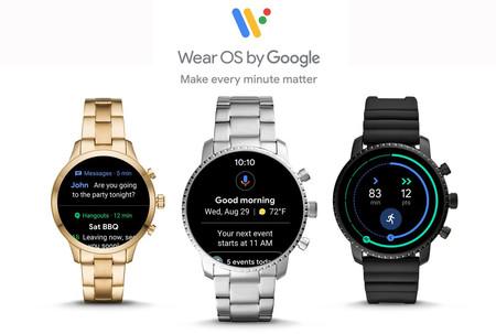 Wear OS 2.3 ya ha llegado a algunos relojes: estas son sus novedades más importantes