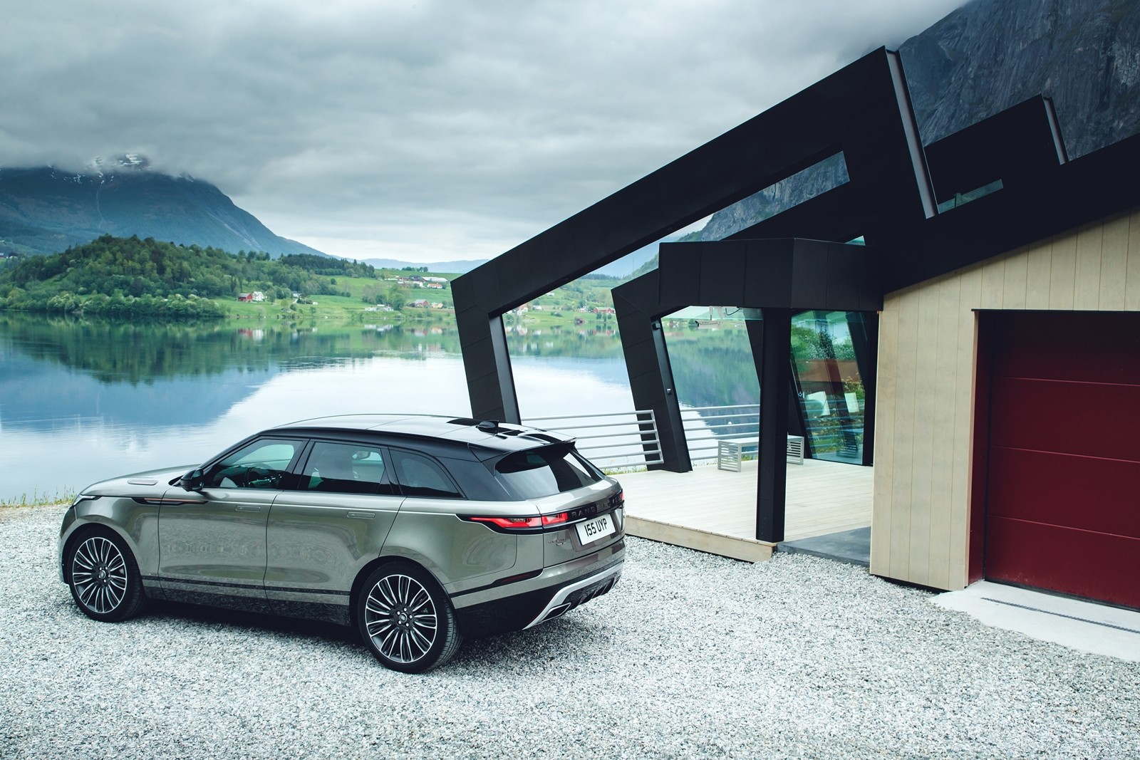 Foto de Range Rover Velar First Edition (31/56)