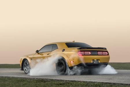 Dodge Challenger Srt Demon Hpe1000 Hennessey Performance 4