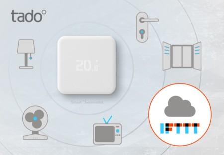Tado también tiene un canal IFTTT