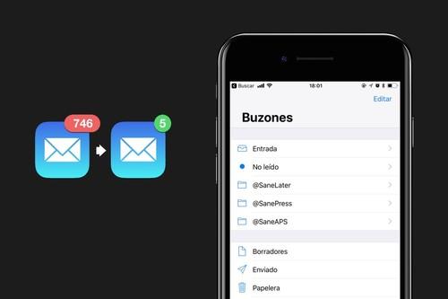 Sanebox, la herramienta que se complementa con Mail de Apple para controlar tu correo