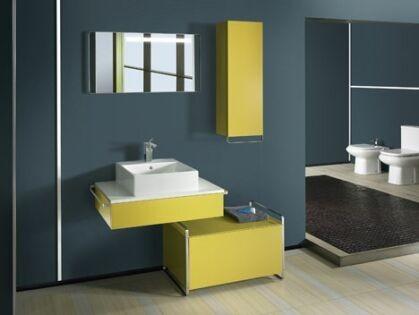 Muebles para baño Brack de Roca