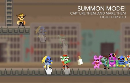 Summon Mode en The Tapping Dead 2
