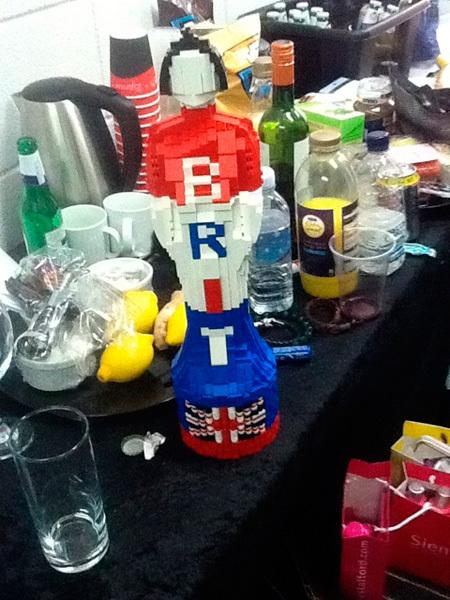 Los Brit Awards 2012: Desde Twitter todo tiene otro color