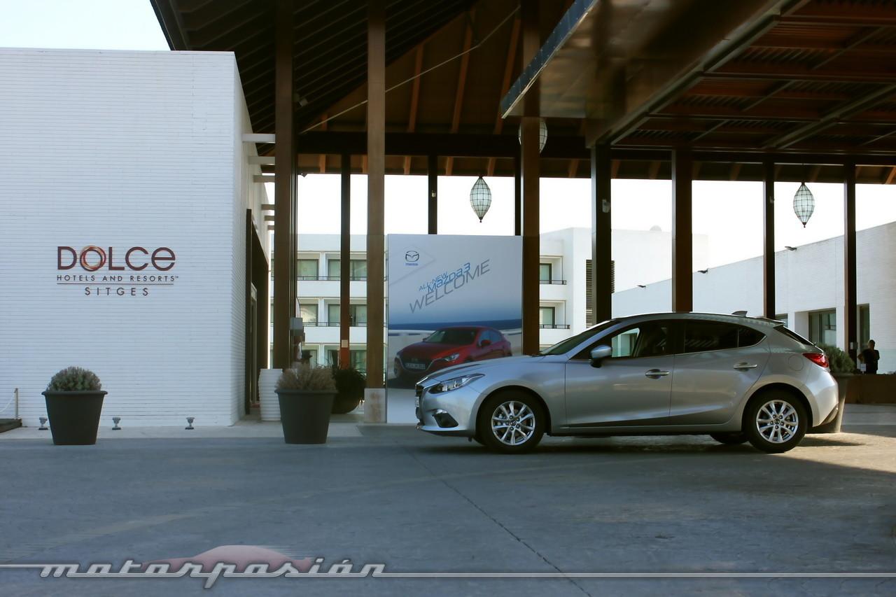 Foto de Mazda3 2013, presentación y prueba (29/61)