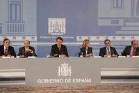 Zapatero, Botín y sus amigos, de party en La Moncloa