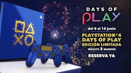 Los Days Of Play Ya Tienen Fecha Nueva Ps4 De Tirada Limitada Y