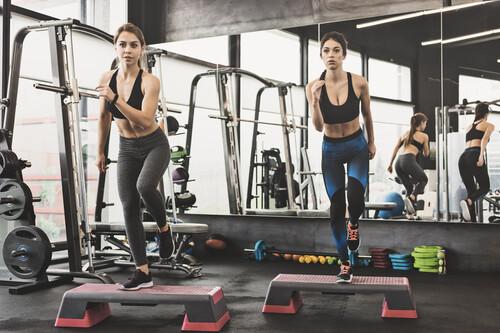 Steps para entrenar en casa: ¿cuál es mejor comprar? Consejos y recomendaciones