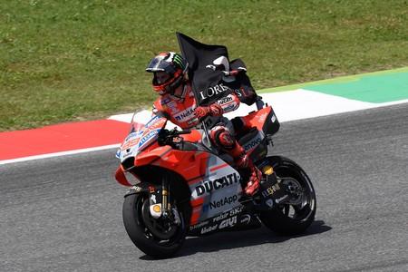 Jorge Lorenzo Gp Italia Motogp 2018
