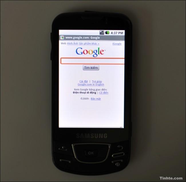 Foto de Samsung i7500 (1/14)