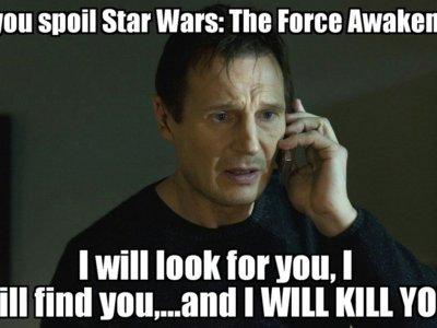 Ojo con los spoilers de Star Wars: Reddit está baneando a quien los publique