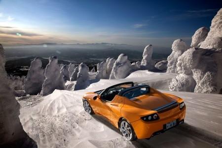 La mejora de baterías para el Tesla Roadster llegará en agosto