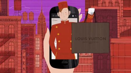 Louis Vuitton confía en Jordi Labanda para presentar su nueva App para móviles