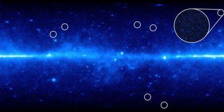 Un nuevo estudio calcula la masa de la materia oscura
