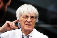 Bernie Ecclestone quiere neumáticos que duren menos
