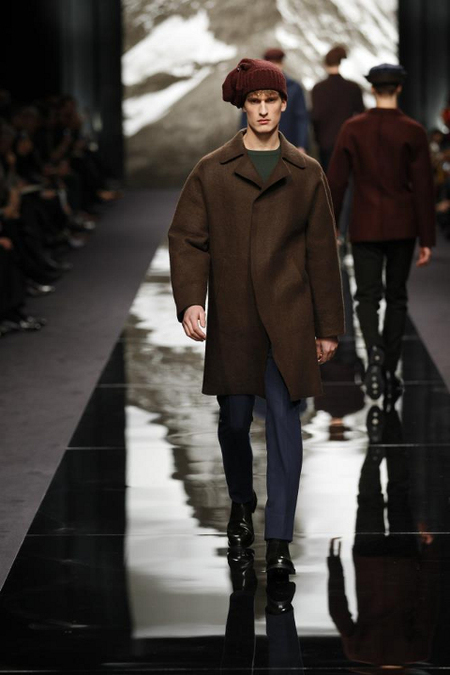 Louis Vuitton AW 2014 Homeless