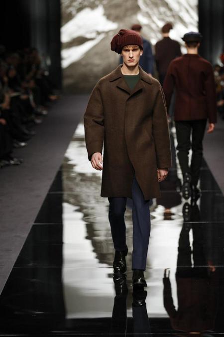 Louis Vuitton AW 2014 Homeless