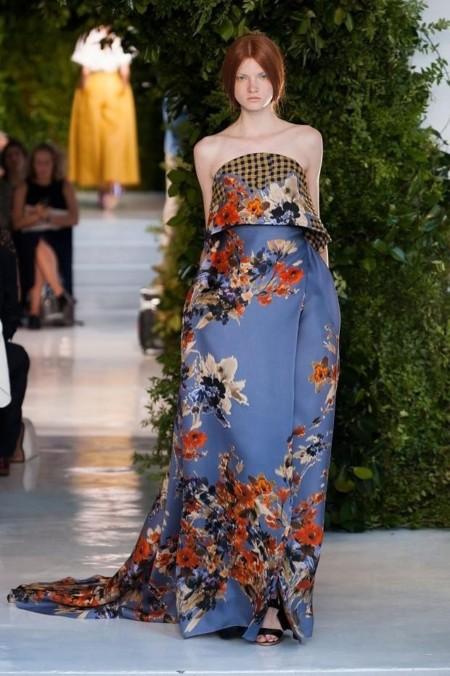 Tendencias de moda Primavera/Verano 2014: estampado de flores para el verano