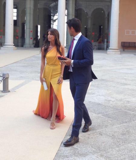 Isabel Preysler puede estar contenta, Ana Boyer se corona como la mejor vestida de la boda del verano
