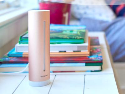 iPhone y salud: probamos Netatmo Home Coach