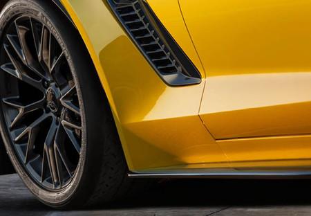Corvette Z06 teaser