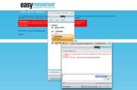 EasyMessenger!, webmessenger con servidor jabber incorporado