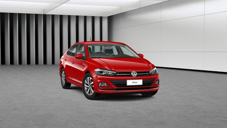 Volkswagen Virtus 2019 7