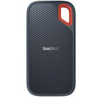 Precio mínimo en Amazon para el SanDisk Extreme SSD de 1 TB, un pequeño disco duro portable a prueba de golpes