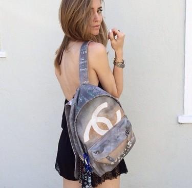 Locos por la mochila grafitera de Chanel, cada día son más los que sucumben a la tentación