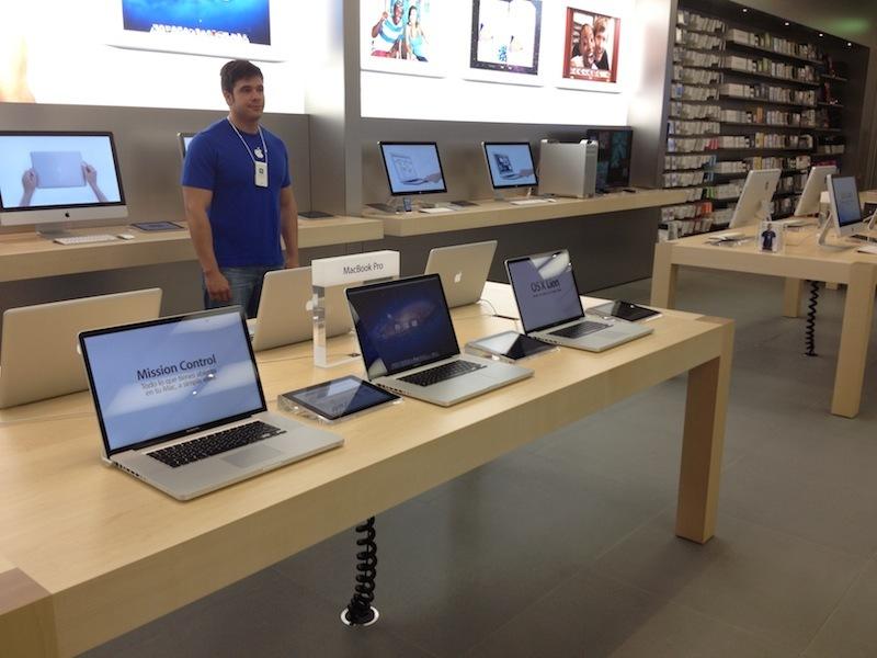 Foto de Apple Store Nueva Condomina (20/100)