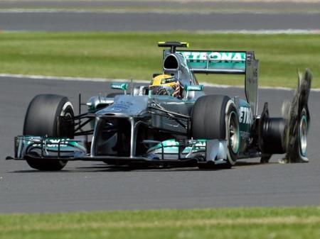 Silverstone se defiende de las acusaciones de Pirelli
