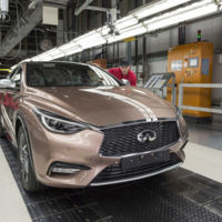 Infiniti sigue registrando récords globales de ventas: 24.900 coches entregados en marzo