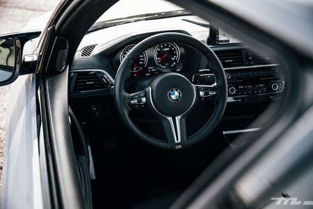 BMW M2 Competition volante