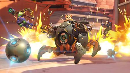 Wrecking Ball ya está disponible en Overwatch: pura diversión y destrucción sin medida en su nuevo tráiler