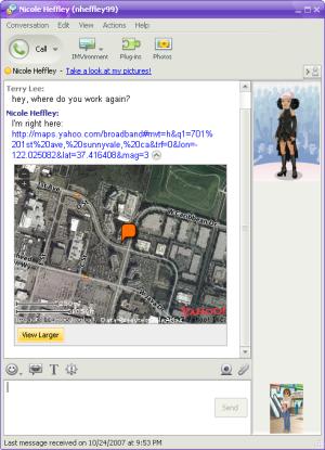 Yahoo Messenger 9.0. ya ha visto la luz