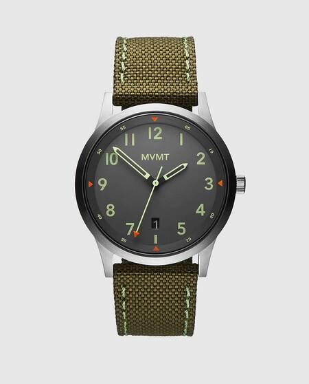 Estos Relojes De Inspiracion Militar De Rebajas En El Corte Ingles Seran Tus Companeros Para La Aventura De Verano