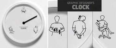 Un reloj para los que trabajamos delante del ordenador