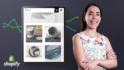 Creación de una tienda online con Shopify