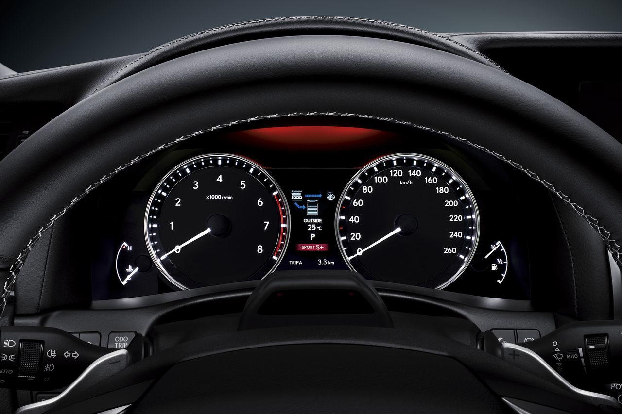 Foto de Lexus GS 450h (2012) (40/62)