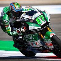 Remy Gardner consigue su primera pole position en Moto2 y Álex Márquez saldrá cuarto en Assen