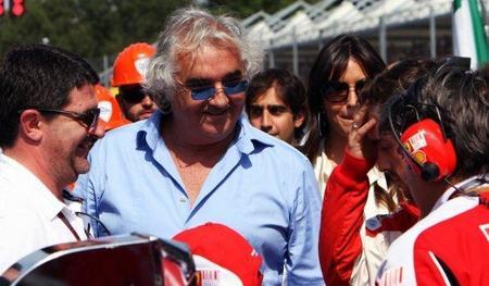 Ferrari en conversaciones con Flavio Briatore. Rumore, rumore