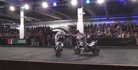 Duelo de Stunt riders, Chris Pfeiffer frente a Mattie Griffin