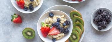 Siete trucos para añadir fibra a tu dieta que te ayudarán a mantener los kilos a raya